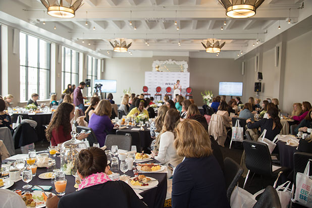 The scene at TheWrap's Power Women Breakfast in Washington, D.C., on April 19, 2017