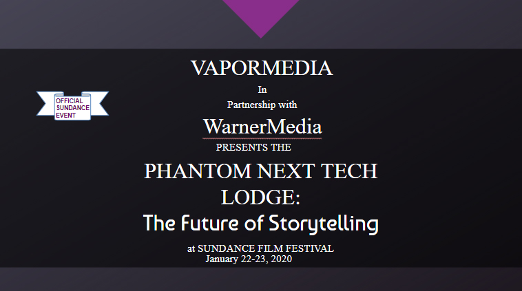 PHANTOM NEXT TECH LODGE: