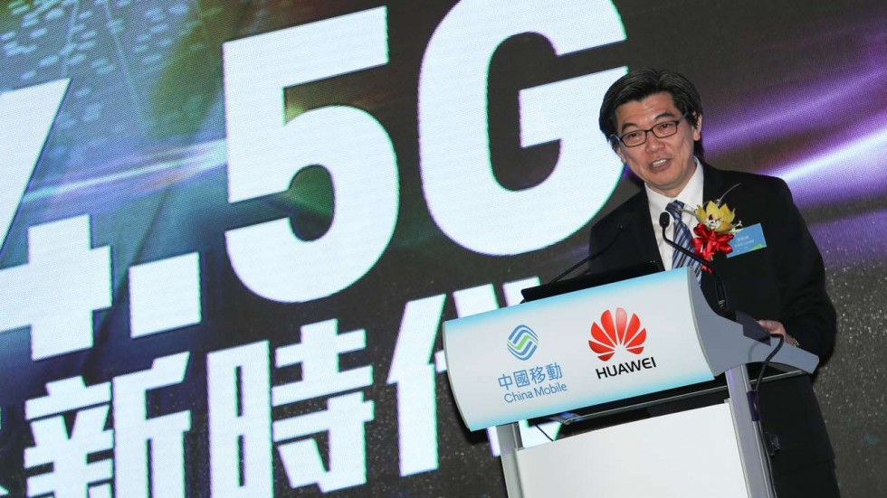 China Vs. US - The 5G Match