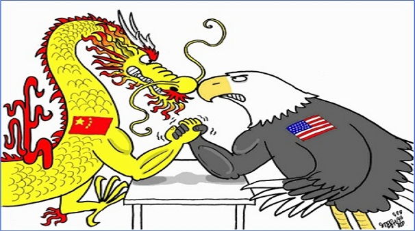 China US Tech Wars Heat Up
