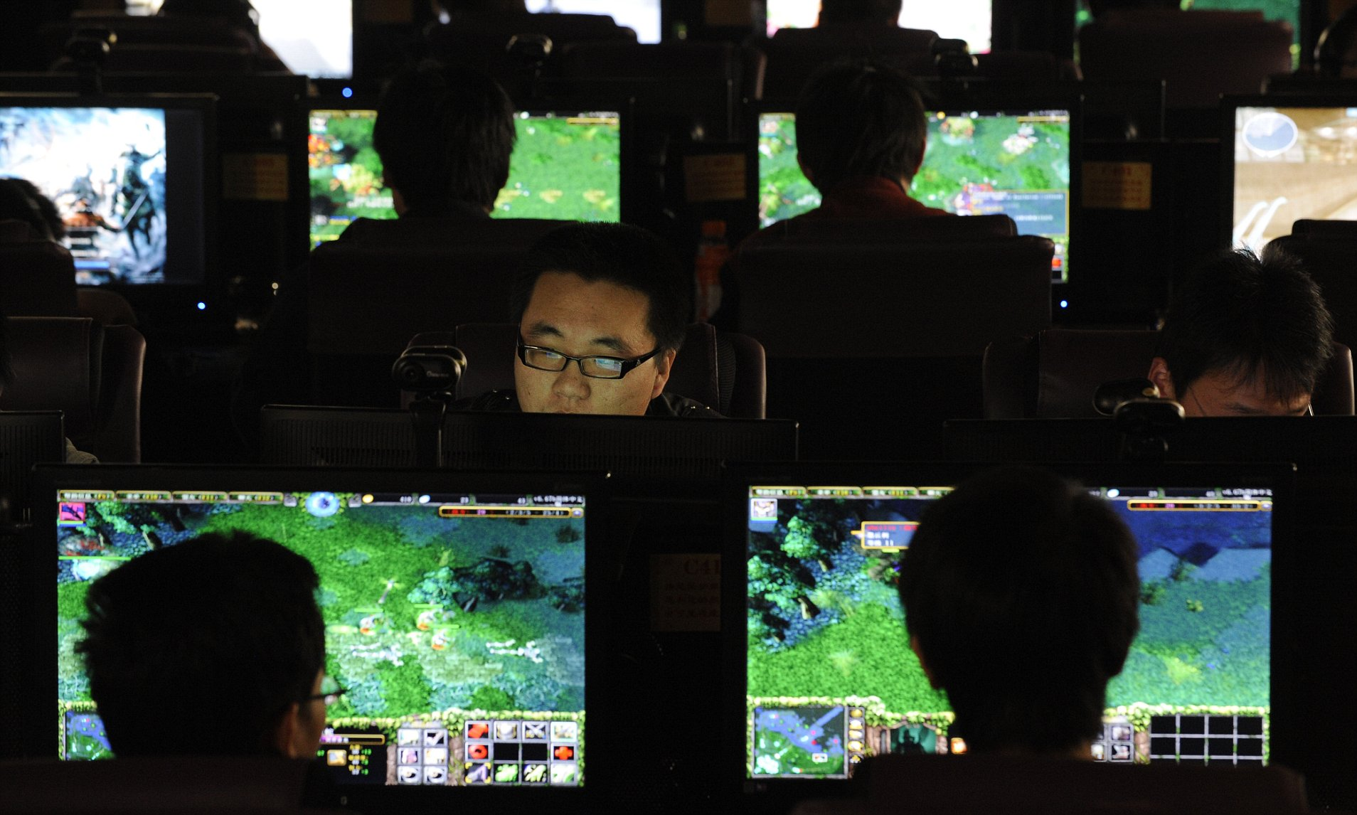 Now The Eye Of Sauron Turns To On-Line Gaming In Tech