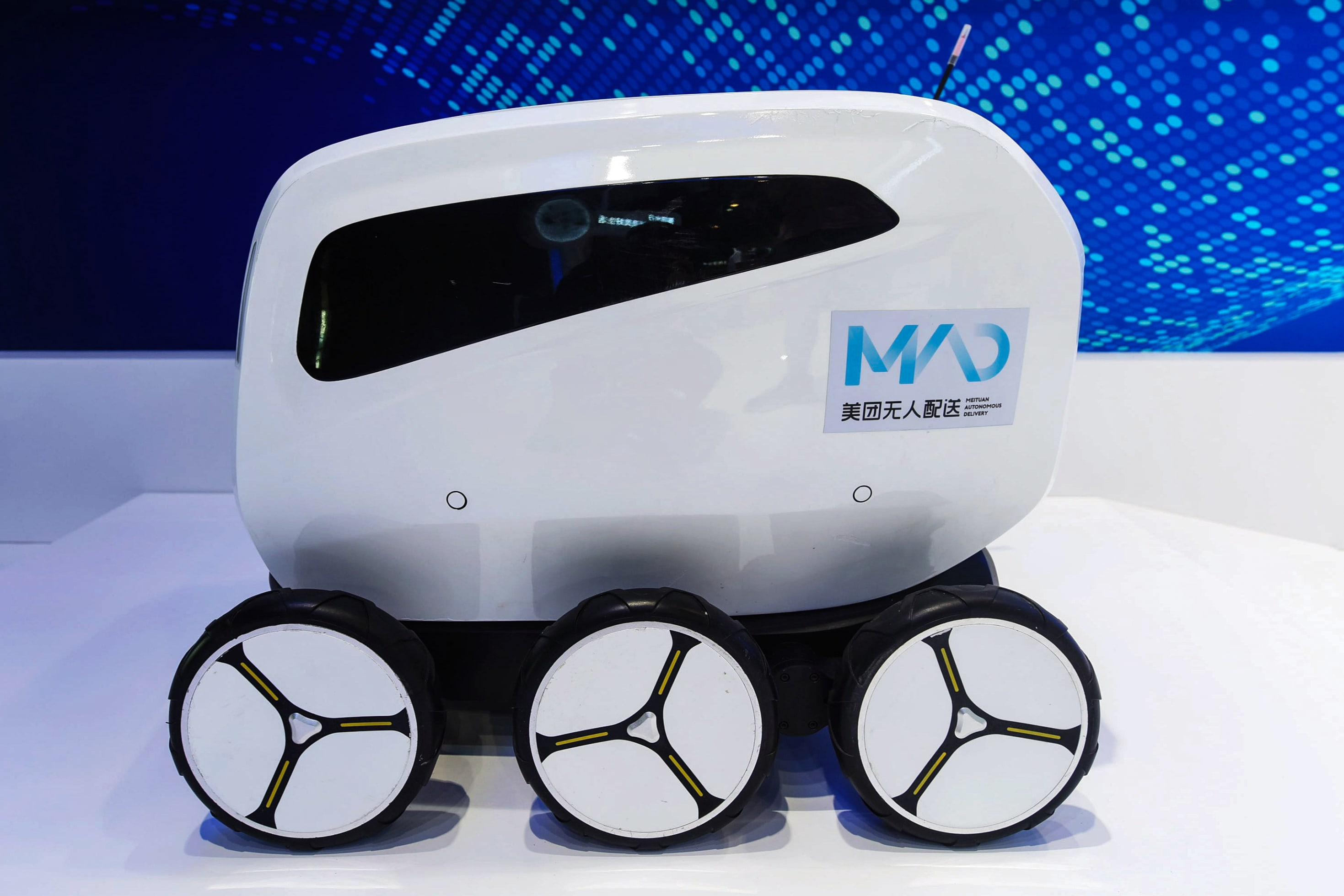 China's Robot Innovation Takes A Giant Step Forward