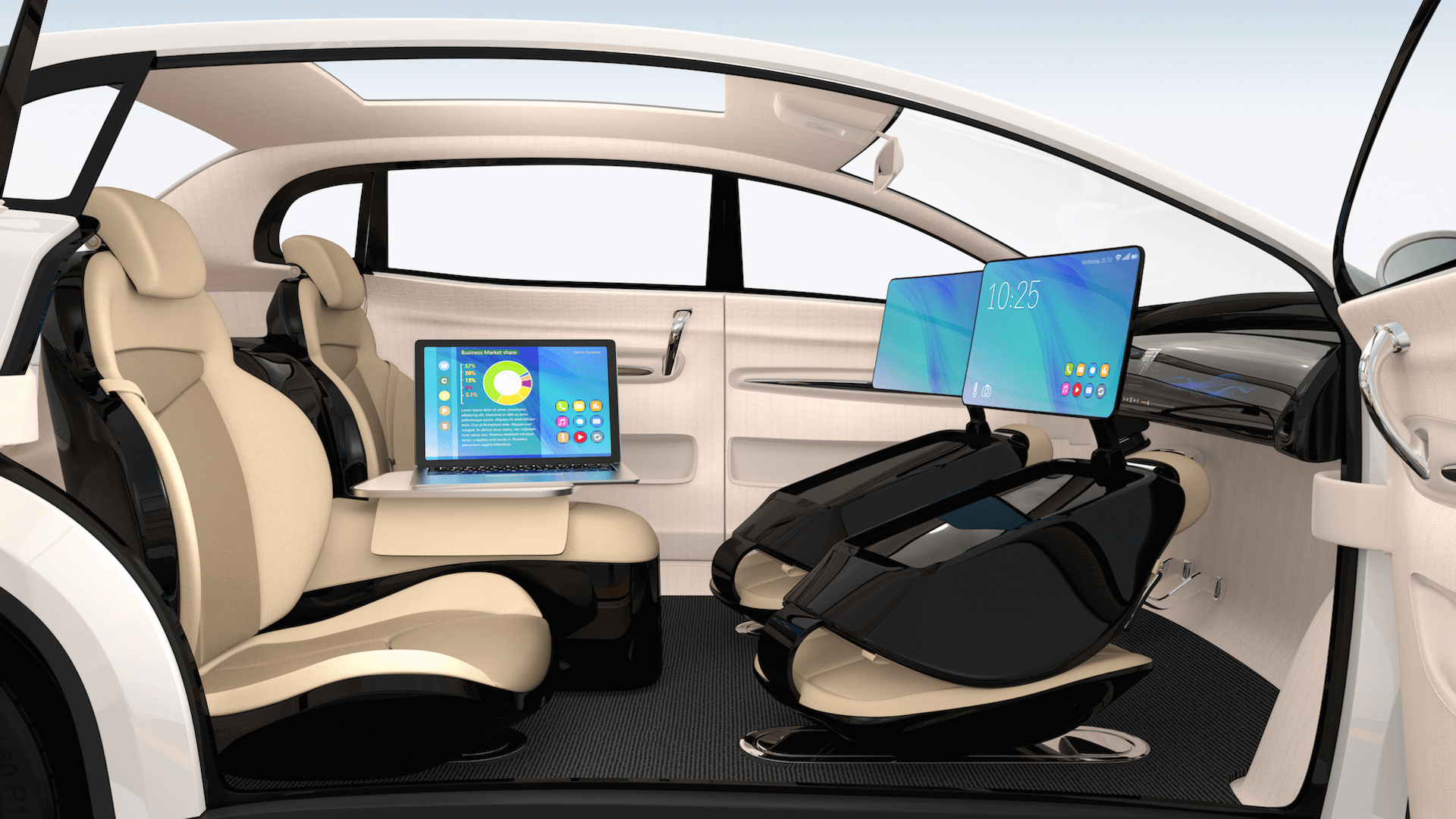 Milestone Reached In Self-Driving Cars In China