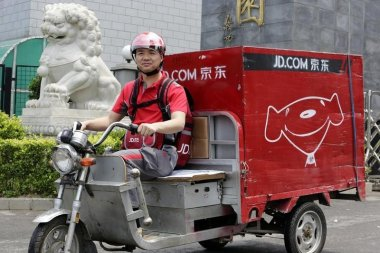China Delivery Business Heats Up