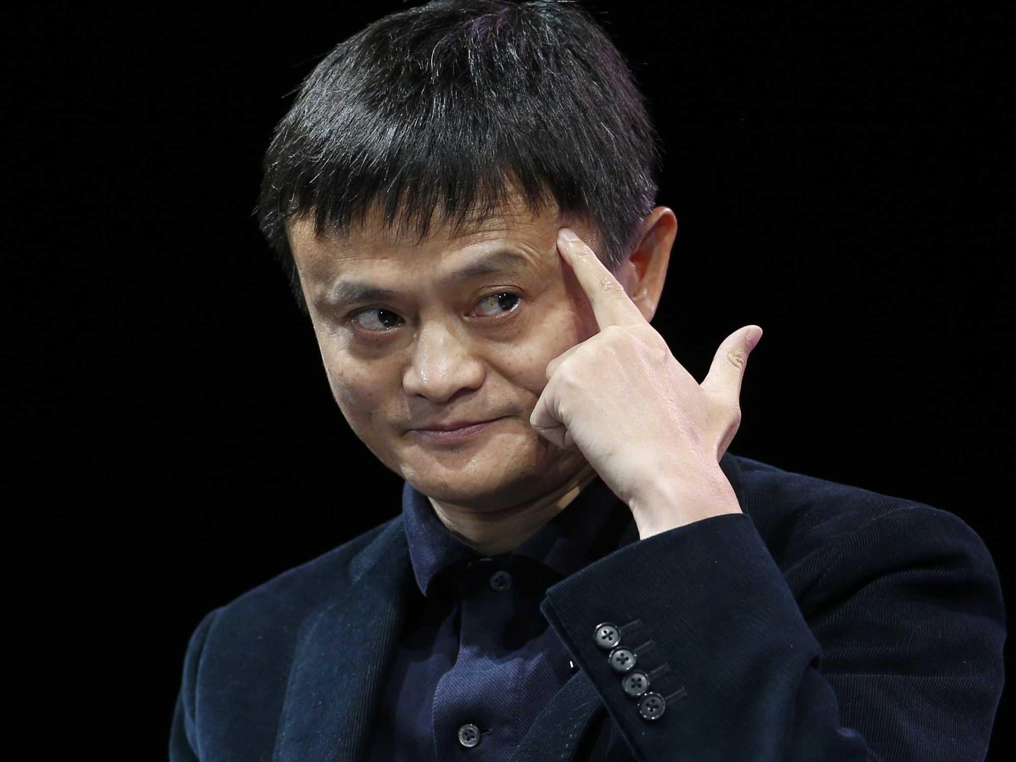 Inside Jack Ma's Vision